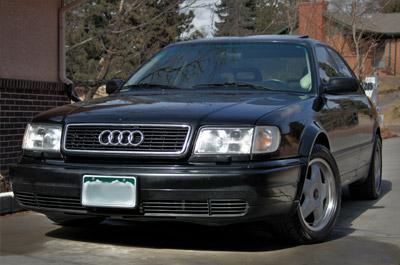 1993 Audi S4 (UrS4)